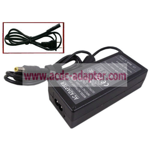 12V 5A AC Adapter FOR Advent SA165A-1250U-3 Wearnes WDS060120 LC