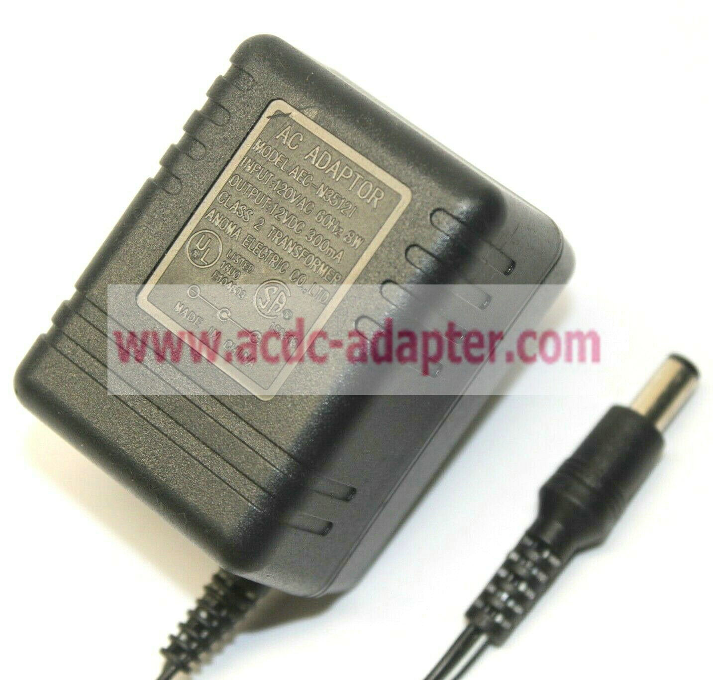 KEIC SC102TA1503B03 ITE Power Supply AC Adapter Charger Output DC 15 V 1.2A