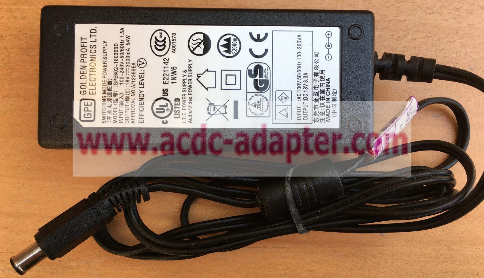 Genuine Kodak HPA-432418A0 ITE Power Supply AC Adapter Output DC 24V 1.8A